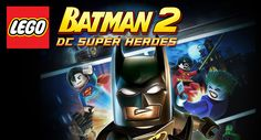 Lego Batman 2: DC Super Heroes Batman and Robin join forces with Superman, Wonder Woman and Green Lantern to save Gotham City from Lex Luthor and The Joker.
