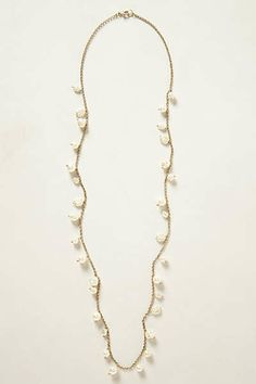 Anthropologie - Bosk Pearl Layering Necklace
