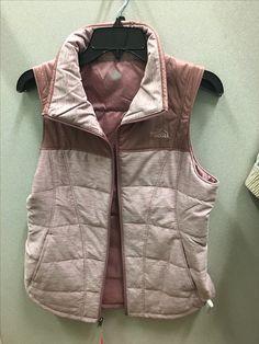 Mauve pink Northface vest size medium- Academy Baytown