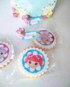 Lalaloopsy cookie #lalaloopsy #cookies #sugarart #sugardesign