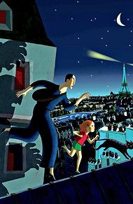 Great film! -- 'A Cat in Paris,' the Animated French Film - NYTimes.com