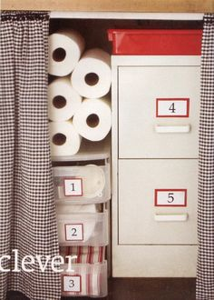Out of Print Decorating - Country Home, February 2007, Style + Storage, featuring home of Diana Ricca