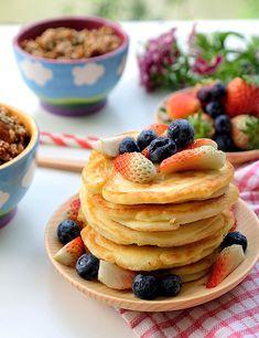 Nigella Lawson's Ricotta Pancakes