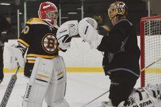 Memorable Moments: Tuukka and  Maddie - Boston Bruins - Blog