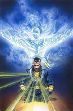 Doctor Strange by Alex Ross                                                                                                                                                                                 More