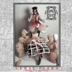 Venal Flesh – Worshiping At The Altar Of Artifice (DCD Album – Alfa Matrix): read the full story at  http://www.side-line.com/venal-flesh-worshiping-at-the-altar-of-artifice-dcd-album-alfa-matrix/ . Tags: #A7IE, #Flesh, #VenalFlesh .