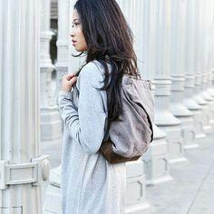 [āsum] bags  by an engineer turned Project Runway designer  Angela Sum  #instafashion #fashionblogger #fashionista #fashionstyle #fashionstudent
