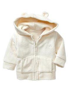 Favorite sherpa zip hoodie   Gap Blanc, Mode Bébé (fille), Mode Enfants 03c0d2c35c3