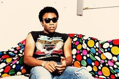 """""""Rapper-actor approaching his latest musical project as 'a dance with the audience'"""" - I want to dance with you, Donald! http://www.rollingstone.com/music/news/childish-gambino-to-release-new-mixtape-extremely-soon-20120416"""