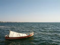Boat, Thessaloniki.