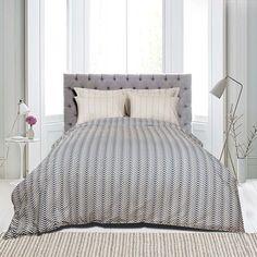 Mrs. Select Herringbone bedding collection