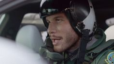 Blake Griffin plays a renegade fighter pilot who flies a turbo engine Kia Optima to destroy the enemy using the element of surprise.