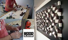 Παράλληλα τα 3d πάνελ τοίχου έχουν διακοσμητική ιδιότητα. Τα 3d πάνελ τοίχου που κατασκευάζει ο χειροτέχνης Woodblocker είναι κατασκευασμένα από 100% οικολογικά υλικά από διάφορους τύπους ξύλων και βαμμένα με βερνίκια νερού. Παράγονται σε διάφορες εκδοχές και χρώματα, με μια μεγάλη ποικιλία από ξύλα και σε διάφορα μοτίβα ώστε να επιλέξετε το κατάλληλο για τον χώρο σας.  Ο WoodBlocker μπορεί να δημιουργήσει κατά παραγγελία σε οποιοδήποτε μέγεθος ανάλογα με τις ανάγκες σας. Για περισσότερες…