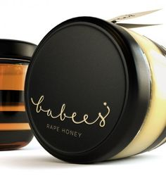 Babees honey packaging