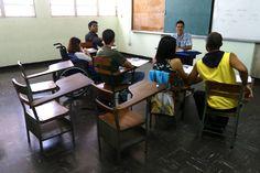 aulas del pedagógico de caracas