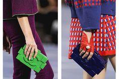 Chanel LEGO clutches