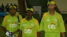 Openner of Karachi Disabled Cricket Team