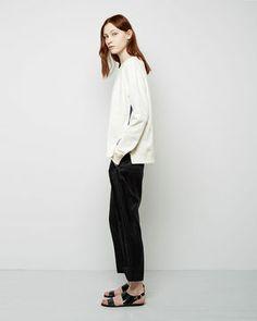 Acne Studios  Saviour Silk Twill Trouser