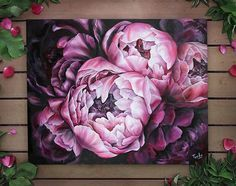 culture N lifestyle | CNL — Exquisite & Delicate Oil Paintings by Diana Tuchs...
