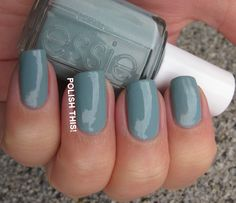 Essie Parka Perfect. My nails are this color right now. I love it.