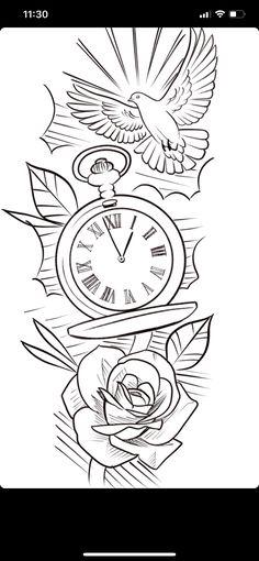 Half Sleeve Tattoos Sketches, Half Sleeve Tattoo Stencils, Half Sleeve Tattoos For Guys, Half Sleeve Tattoos Designs, Forearm Sleeve Tattoos, Best Sleeve Tattoos, Tattoo Designs Men, Shoulder Tattoos, Tattoo Sketches