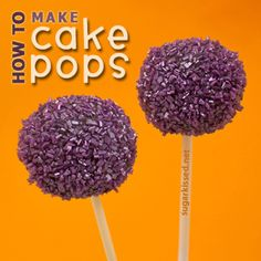 How To Make Cake Pops | A Step-By-Step Tutorial