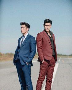 Bank Thiti, Love Dare, Lee Min Ho, Dramas, Tops, Drama