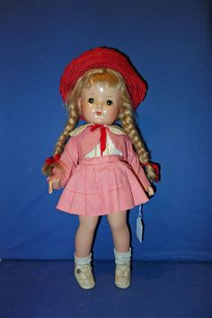 Effanbee Patricia Doll All Original