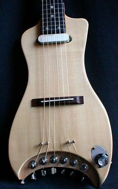 Etribe travel guitar