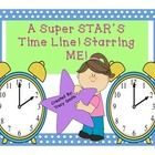 Telling Time:  A Time Line of My Day  Grades K-3  This can be used with the whole class or as a math center.  Aligned to Common Core Standards for ...