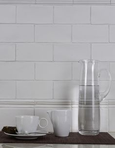 Nature Tiles by Adex. Subway Tile, Kitchen Backsplash, Victorian Fashion, Kitchen Remodel, Tiles, Ceramics, Tableware, Wall, Nature Nature