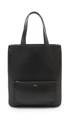 tote bag / a.p.c.