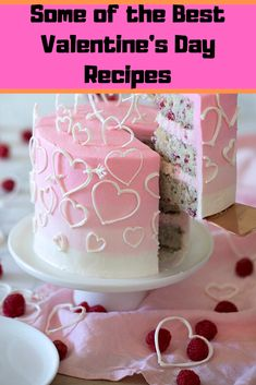 If you are looking for delicious Valentine's Day Recipes, check these out! Valentine's Day recipes easy/ Valentines' Day Desserts #ValentinesDayRecipes #ValentinesDayBest Treats #BestRecipesforValentinesDay #EasyValentinesDayRecipes #ValentinesDayRecipesforKids #ValentinesDayCakes #ValentinesDayCookies