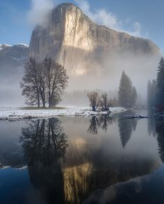 El Capitan + Yosemite Falls + 15 Best Things to Do in Yosemite National Park That Will Take Your Breath Away.