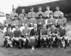 Sir Matt With the trophy Manchester United champions of Europe Manchester United Team, Bobby Charlton, Liverpool Images, Matt Busby, Eric Cantona, Nobby, Sir Alex Ferguson, Wayne Rooney