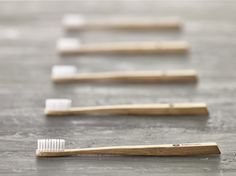 Bamboo toothbrush, bathroom inspiration, think about earth. Webrush.dk - danish design. Go to sleep with a pure mind, webrush earth friendly