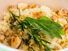 Nozes, castanha-do-pará e castanha de caju são responsáveis pela crocância do prato