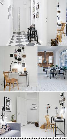 Swiss Apartment, Photos Alvhem Mäkleri Interiors
