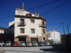 apartamentos rurales la murallaII (Cuenca) FACHADA PRINCIPAL