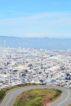twin peaks in san francisco #sf