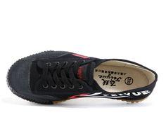 a137695128 Feiyue Martial Arts Shoes Black