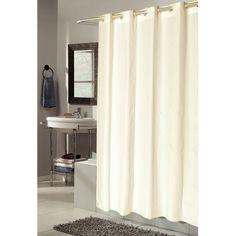 Found it at Wayfair - EZ-ON® Checks Shower Curtain