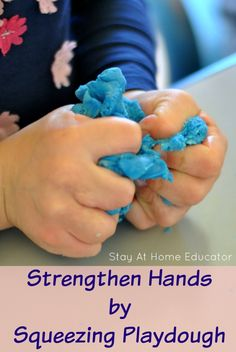 Hand Strengthening Acivity