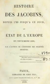 histoire_des_jacobins_1789_europe