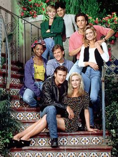 Melrose Place - Loved watching that show!