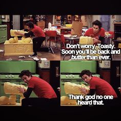 icarly..one of my favorite lines! :D