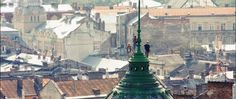 Roofers visit Ukraine