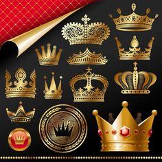 crown 03 vector