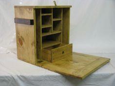 civil war wooden furniture | Field Desk