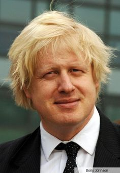 Boris Johnson, tennis player to Mayor of London, he has some fab ideas and some equally stupid ideas but his ultimate plan is to become Britains Prime Minister Boris Johnson Hair, Boris Johnson Funny, Borris Johnson, John Forsythe, Fats Waller, Mayor Of London, Salman Rushdie, Camilla Parker Bowles, Free Advice